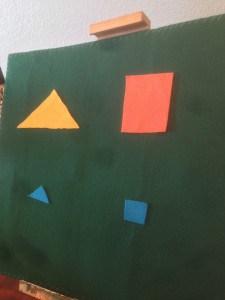 DIY Felt Board Plus 3 Easy Toddler Activities Relationships- julesandco.net
