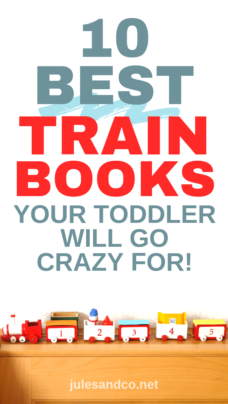 Looking for read-aloud inspiration for your little train lover? We've reviewed the best train books for toddlers to find you adorable books your child will go crazy for! Read on to get the scoop and find your child's next favorite book.