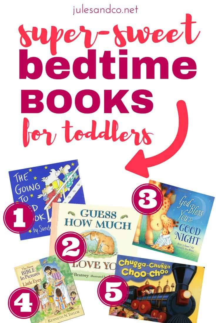 Looking for a new favorite bedtime book? These are some of the best bedtime story books for toddlers. They'll be instant classics in your home, and your kids will ask for them over and over again!
