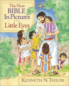 The Bible in Pictures for little Eyes
