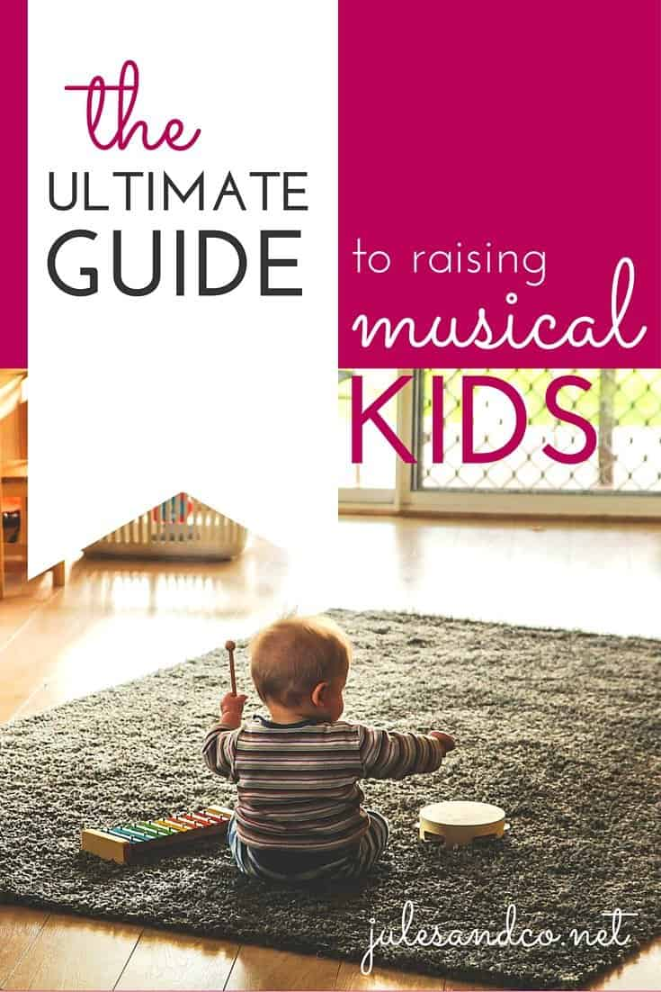 Have you ever wanted to encourage musicality in your kids, but just don't know where to start? Thankfully, my sister is a professional musician, plus she has hands on experience teaching her own daughter to love music. She gives four fun tips for teaching children to love music! Hint: If you can't carry a tune, this might be for you!