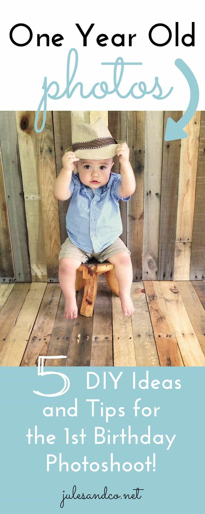 Get inspired for a 1st birthday photo session! Professional photography tips that you can use at home. DIY first birthday photos have never been easier!