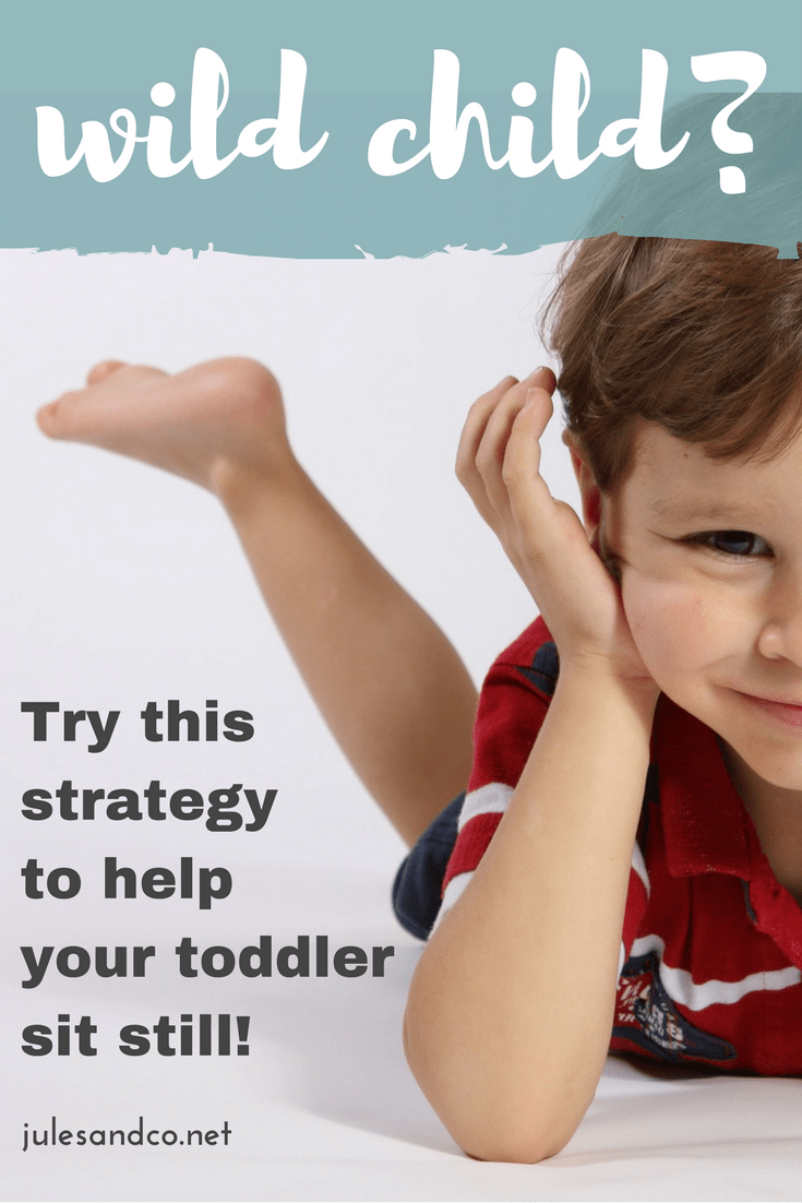 Are you at the end of your rope with your active toddler? Toddlers are meant to move, but sometimes it's just not an option! Teaching your kids to sit still and listen is such a valuable skill. Boy, did I learn this the hard way! Let me show you how I finally taught my toddler how to sit still and show self-control!