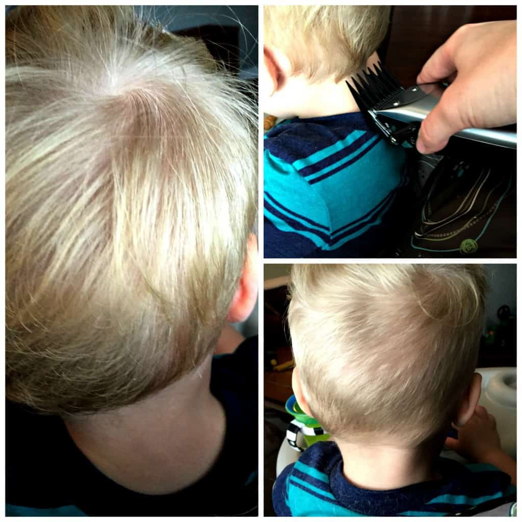 Diy Toddler Boy Haircut Jules Amp Co