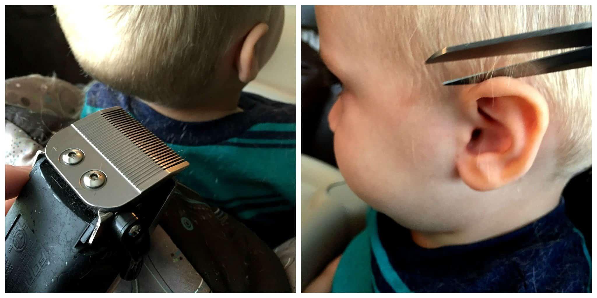 Diy Toddler Boy Haircut Jules Co