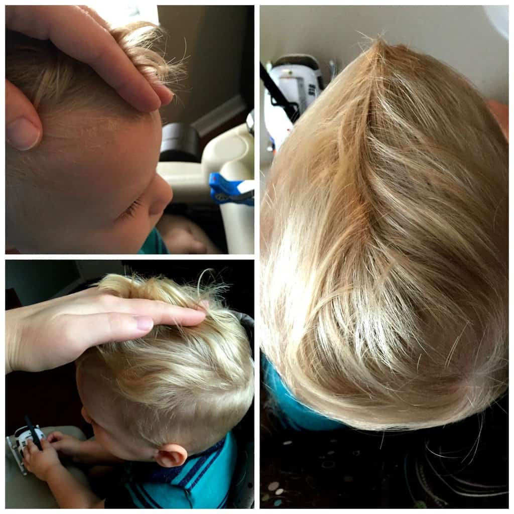 Diy Toddler Boy Haircut Jules Amp Co