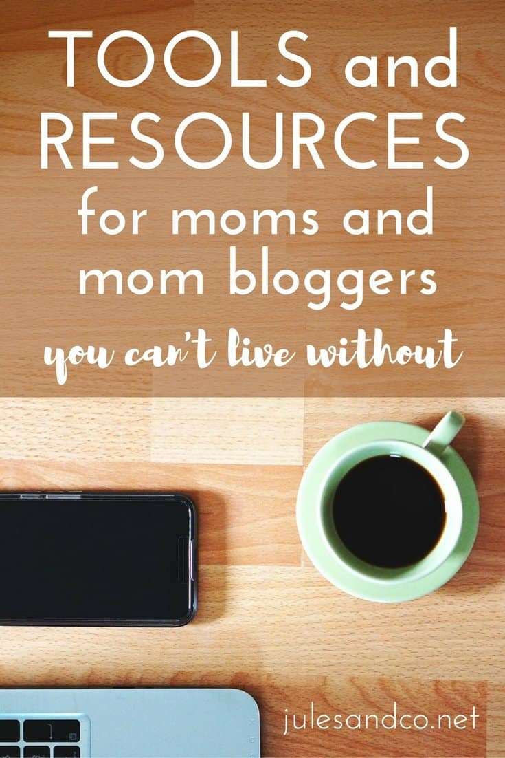 Top Tools and Resources for Moms and Mom Bloggers You Can't Live Without | Overwhelmed with mom life? Struggling to make your way as a mom blogger? Steal my favorite tools and resources to help you win at parenting, motherhood, and blogging. These parenting resources and blogging tools help save me time, make me money, and become more confident as both mom and a blogger. Click through to see the list and grab some deals, too!