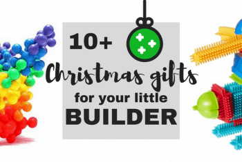 10+ Christmas Gifts For Your Little Builder