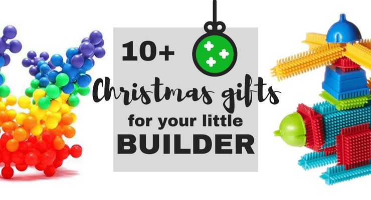 10 Best Building Toys: Christmas Gifts Kids for Your Little Builder