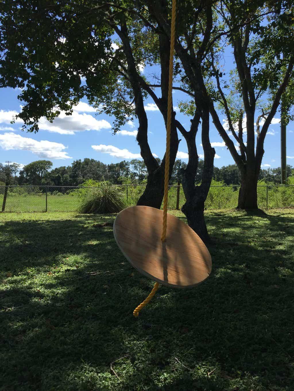 DIY Circle Swing | julesandco.net