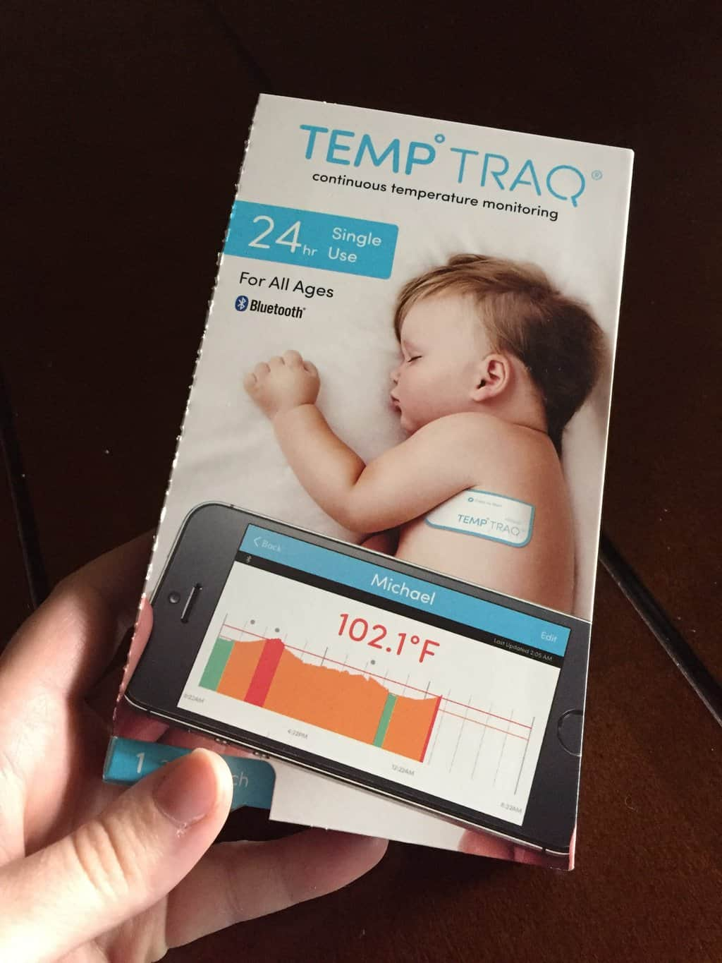 Sick kids? Get this genius must-have tools for moms to make caring for your sick baby or child so much easier! Find out more about this amazing wearable temperature monitor... read on!