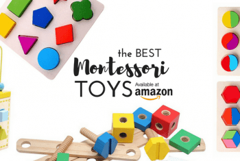 The Best Montessori Toys Available on Amazon