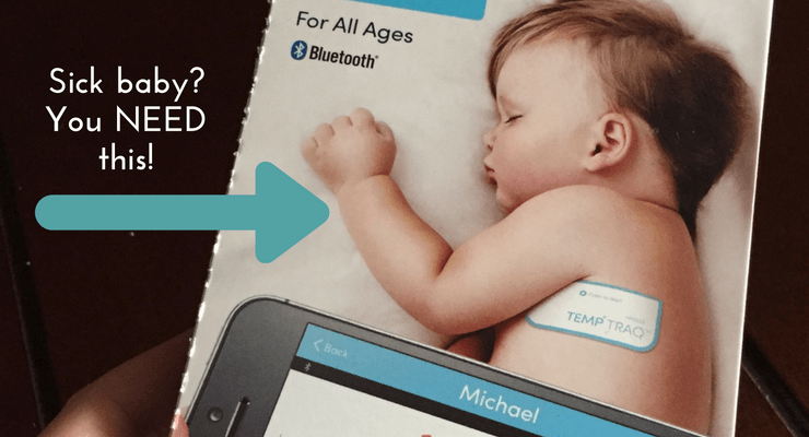 One Genius Must-Have Mom Tool When Your Child Gets Sick