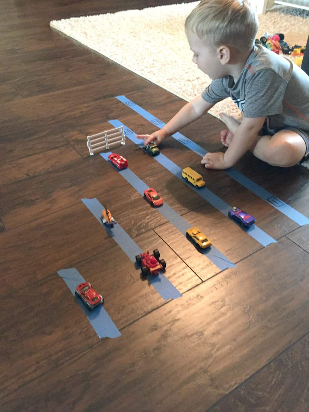 Counting and Graphing Hot Wheels Learning Activity | Jules ...