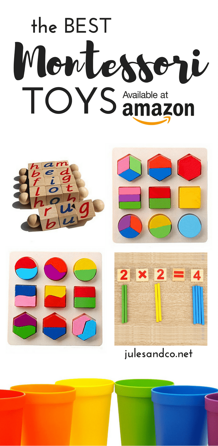 Best Preschooler Toys : The best montessori toys available on amazon jules co