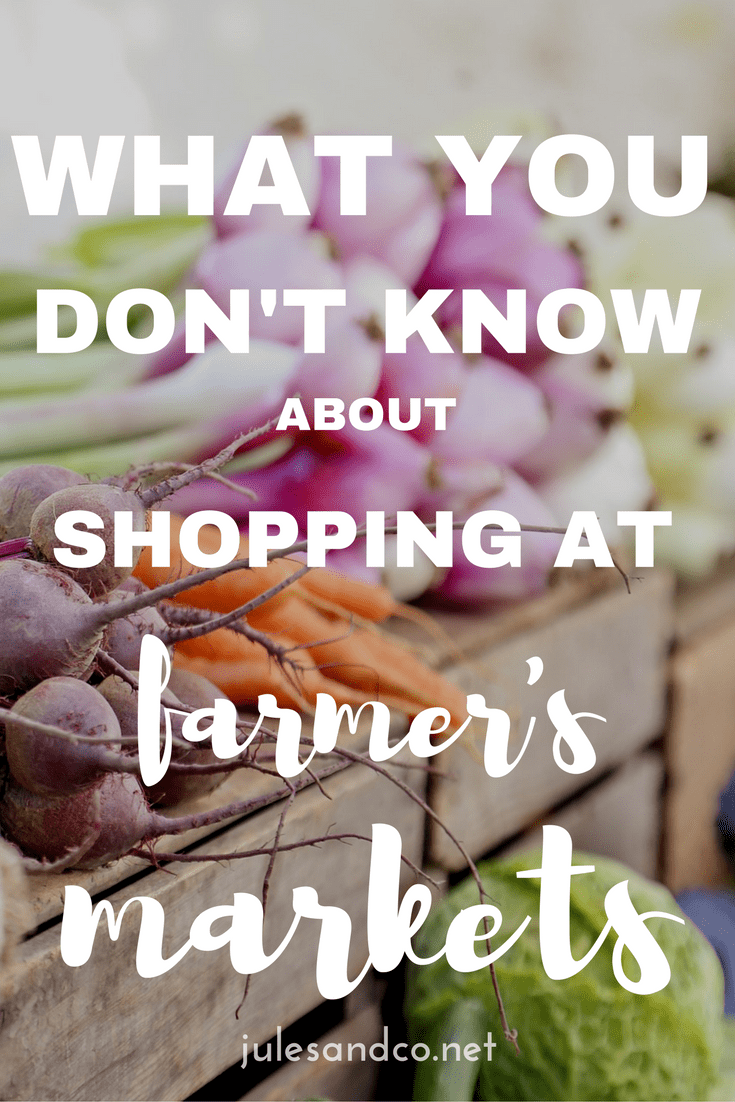 Have you every wanted to try out a Florida farmer's market? Fresh From Florida brings us the best when it comes to locally grown, colorful produce. Read on to find out three things you probably didn't know about your local farmer's market! #Ad