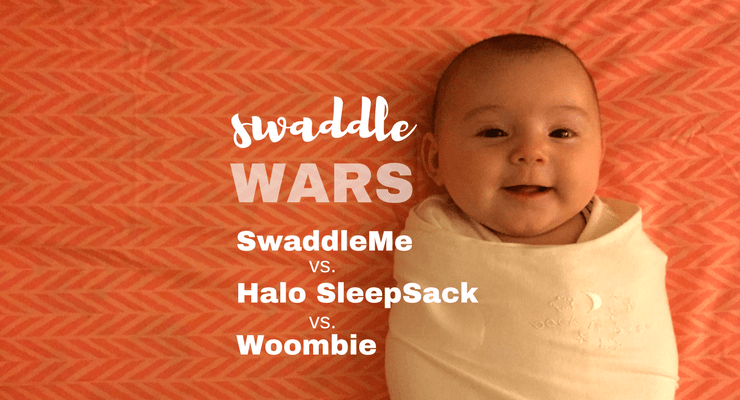 We Tried Three of The Best Swaddle Blankets for Babies: Here's What We Found
