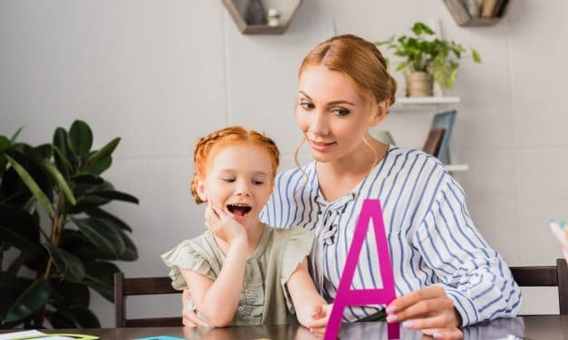 7 Simple Ways to Teach Your Preschooler the Alphabet