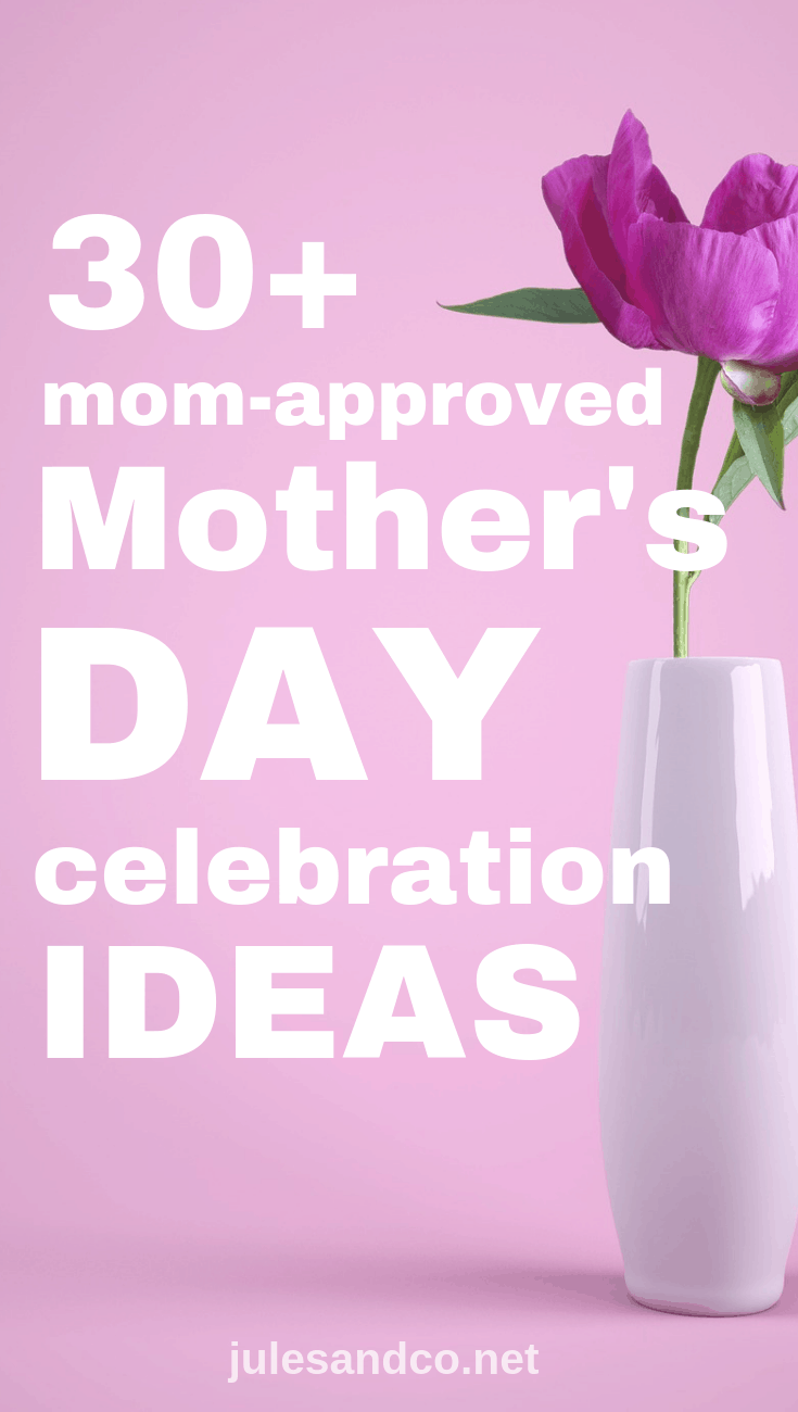 Need some inspiration when it comes to Mother's Day celebration ideas? We can help! This ultimate list of Mother's Day traditions will have you on the edge of your seat this Mother's Day. Whether you want to spend time with your family or escape for a little rest and relaxation, you'll love these mom-approved ideas! Which one will you choose?