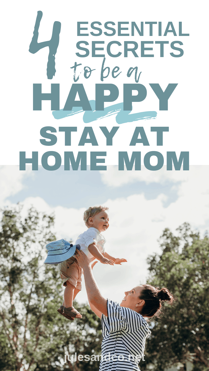 Should it really be this hard? Surely you must be doing something wrong. After all, being a stay at home mom is what most moms dream of, right? But what happens when you're not the happy stay at home mom you thought you'd be? Stick with me for a few transformative tips that will bring the joy back to your stay at home mom season of life.