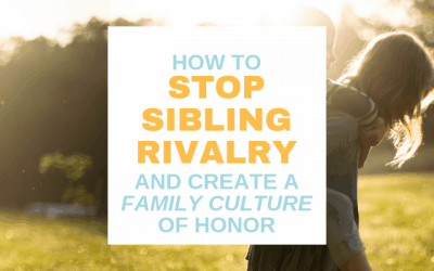 Three Proven Secrets to Stop Siblings Fighting