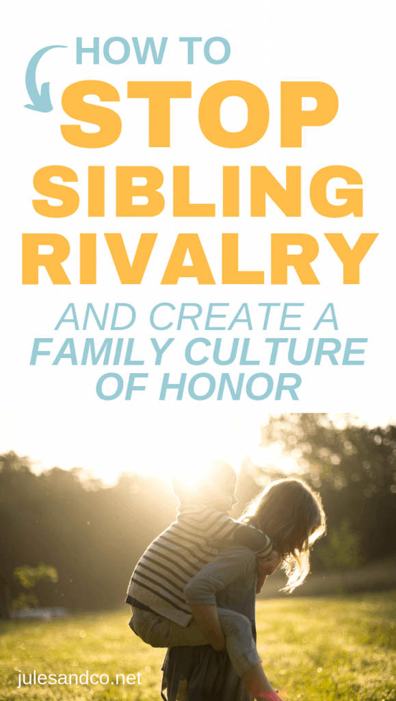 Jealousy, conflict, tears, and fights. What's a mama to do when every day is full of sibling rivalry? These tried-and-true secrets will help you make a game plan to stop siblings fighting. Ready for more peace in your home? Read on!