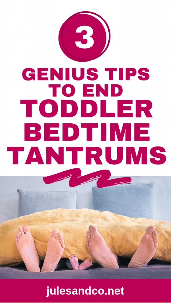 Toddler fighting sleep? Toddler bedtime tantrums will turn your evenings upside down. Trust me, I've been there. But what if you could claim back your peaceful evenings and finally conquer those toddler tantrums at bedtime? This must-read strategy will get you there!