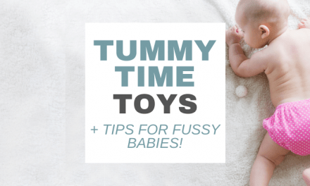 The Best Tummy Time Toys and Tips to Keep Your Baby Happy