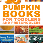 Cozy up with your child and enjoy these pumpkin books for preschoolers and toddlers! Nothing's better than snuggled-up storytime with these fun pumpkin-themed books. Which one is your new favorite?