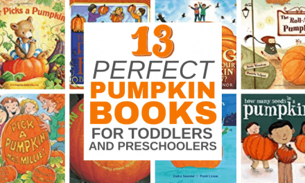 13 Perfectly Cozy Pumpkin Books for Preschoolers and Toddlers