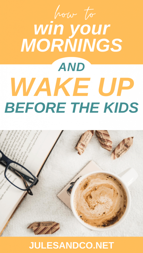 Have you ever tried to be a morning person? Maybe it comes naturally to you. Maybe it's a struggle! Whether you're an early bird or night owl, every mom can benefit from waking up before the kids! Read on to see how waking up early can change your day for the better!