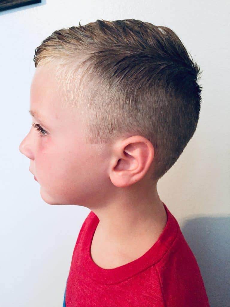 Cutting Kids Hair with Clippers Tutorial